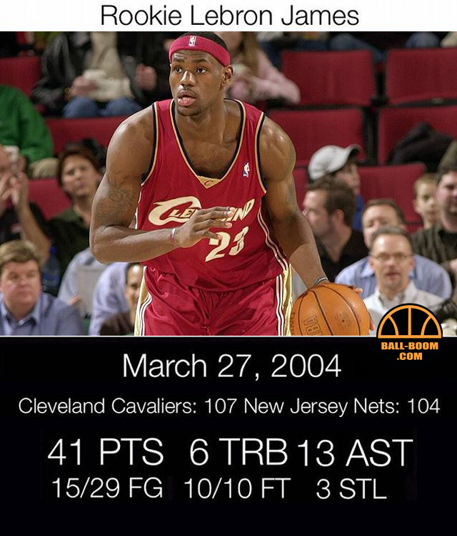 TOP 8 the craziest rookie show in NBAhistory(image)