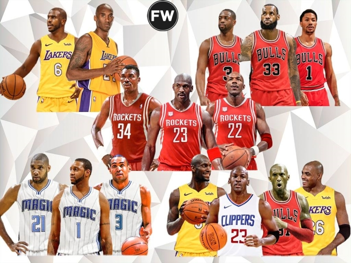 Top 10 Biggest Trades That Would've Changed NBAHistory