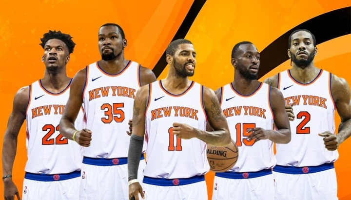 Predicting The Chance Of Every Superstar Signing For The New York Knicks