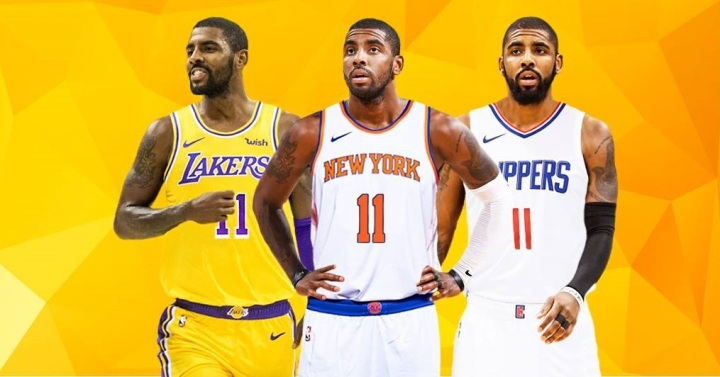The Future Best Destinations For Kyrie Irving If He Decides To Leave The Celtics