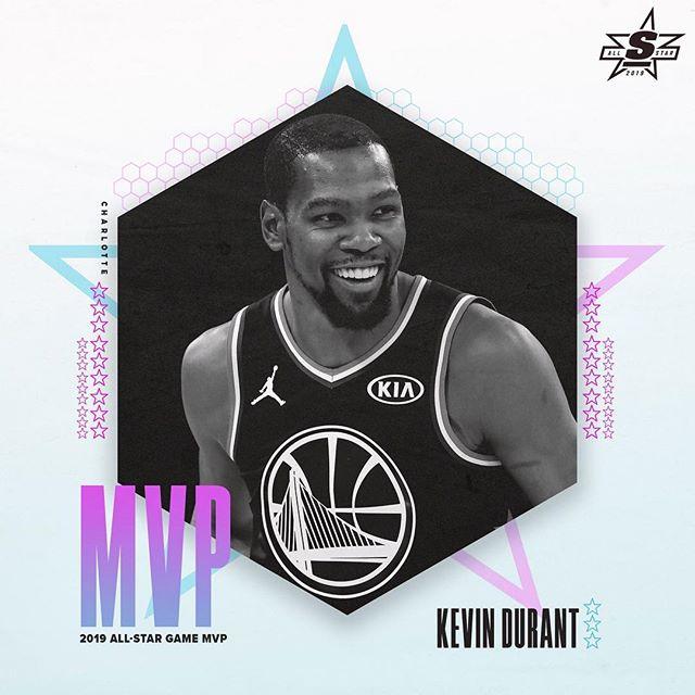 Winner of the NBA All-Star 6 Awards in18-19season