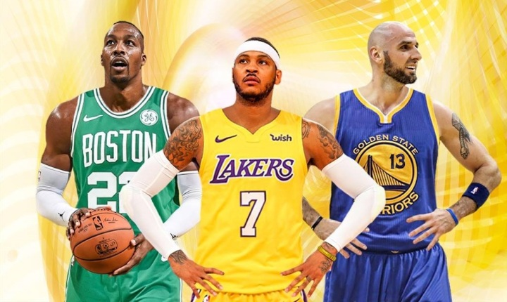 NBA Rumors: Top 10 Best Buyout Candidates Who Could BeAvailable