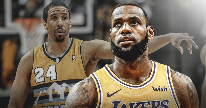 Lakers star LeBron James ties Andre Miller for 10th in all-time assists list