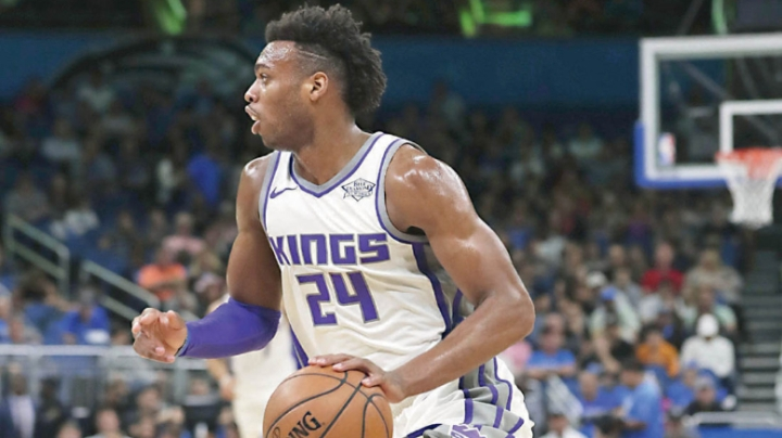 Hield would 'bet my house' Kings make playoffs for first time since2006