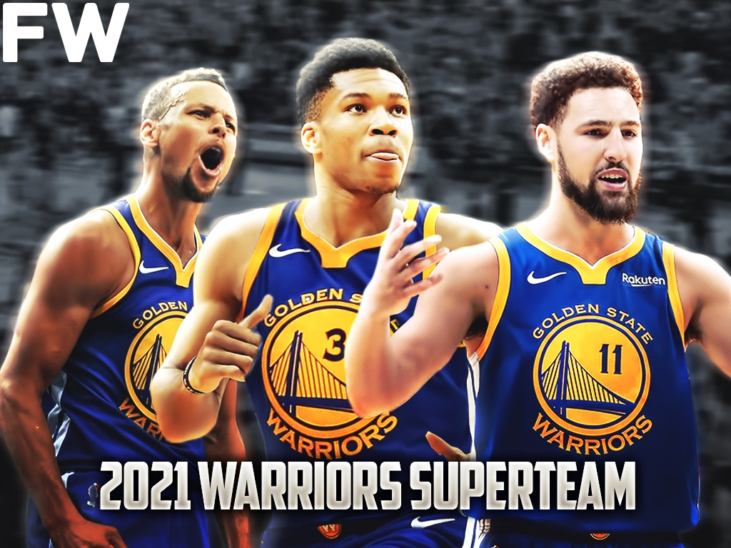 Warriors Will Try To Land Giannis Antetokounmpo And Create A Powerful Superteam In 2021 - NBA ...