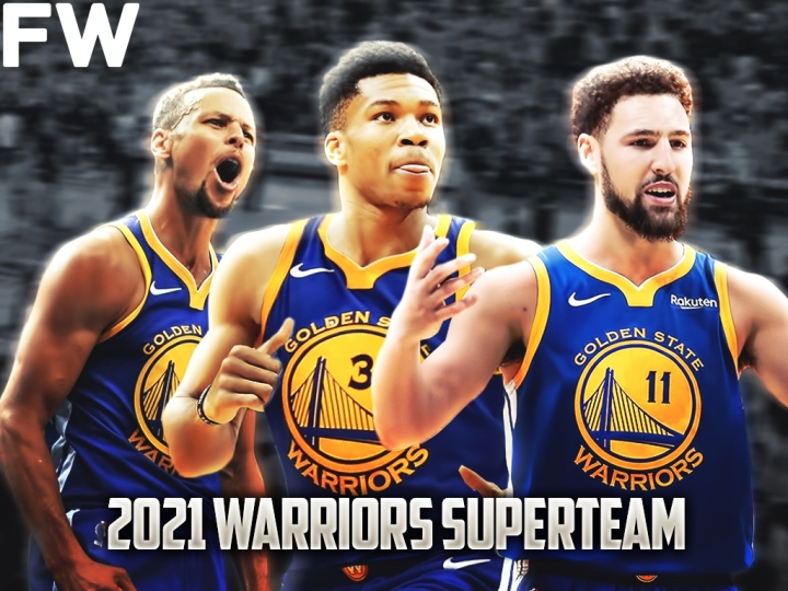 Warriors Will Try To Land Giannis Antetokounmpo And Create A Powerful Superteam In2021
