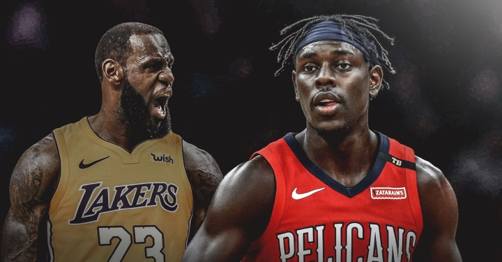 Jrue Holiday says Pelicans motivated by fans badly wanting to beat Lakers