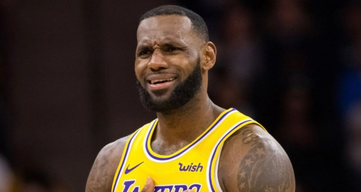 REPORT: Lakers Worried About LeBron James'Health