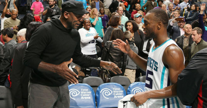 Kemba Walker Explains How Michael Jordan Trash-Talked Him During His Pre-Draft Workout With TheBobcats