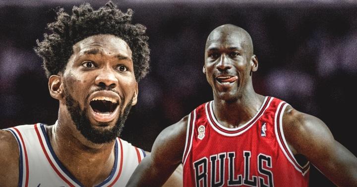 Joel Embiid says Michael Jordan is not theGOAT