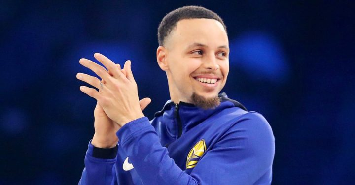 Steph Curry Earns HUGE Praise From NBALegend