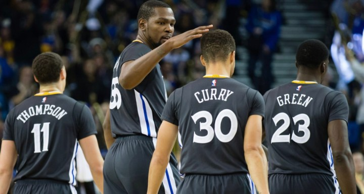 Warriors Star May Have Sustained Long-TermInjury