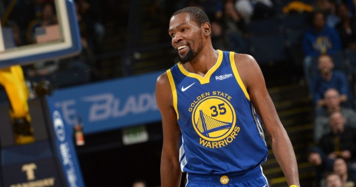 "NBA Rumors: Kevin Durant And The Knicks May Have Had A ""Secret Meeting"" In January"